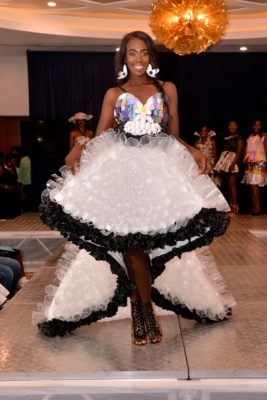164a16b962d Recycle Wear competition at Sandals Montego Bay